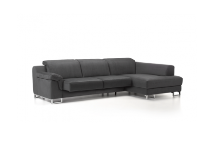 ROM Apollon sofa, 2 leg heights