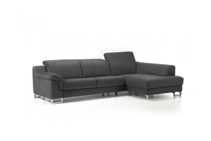 ROM Apollon sofa with headrest