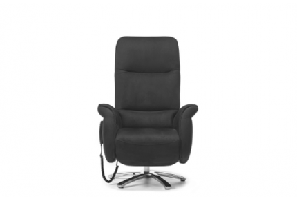 Lotus heated recliner armchair
