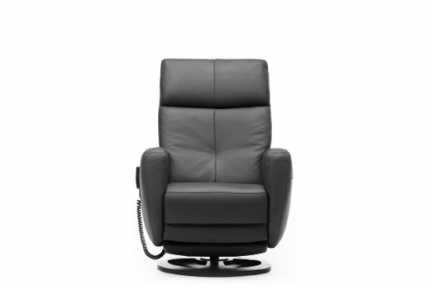 Twist reclining armchair