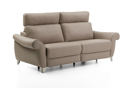 ROM Fortuna sofa with headrest