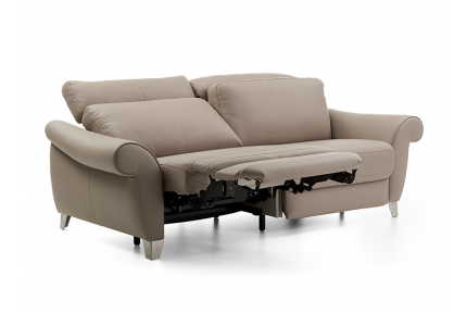 ROM Fortuna 2 seater recliner sofa