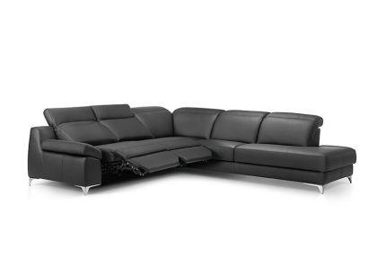 ROM Levana double recliner sofa
