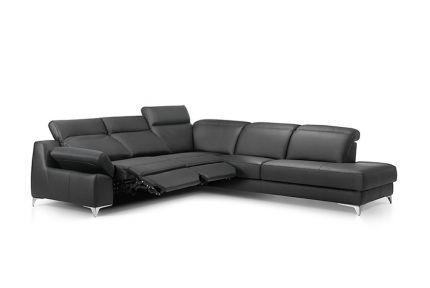 ROM Levana corner recliner sofa