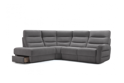 ROM Montfort sofa, hidden storage