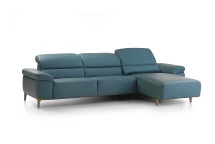 ROM Remus wall hugger recliner sofa