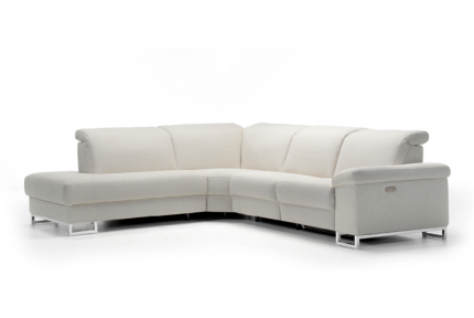 Deimos electric recliner corner sofas