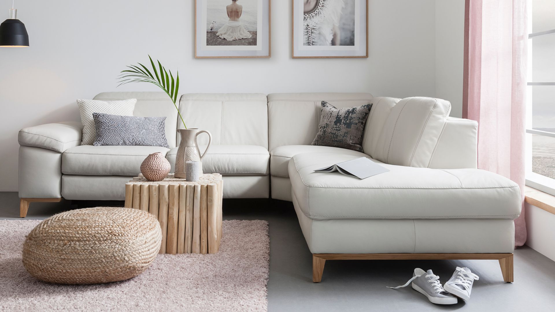 Small Leather Corner Sofas Leather Corner Sofas For