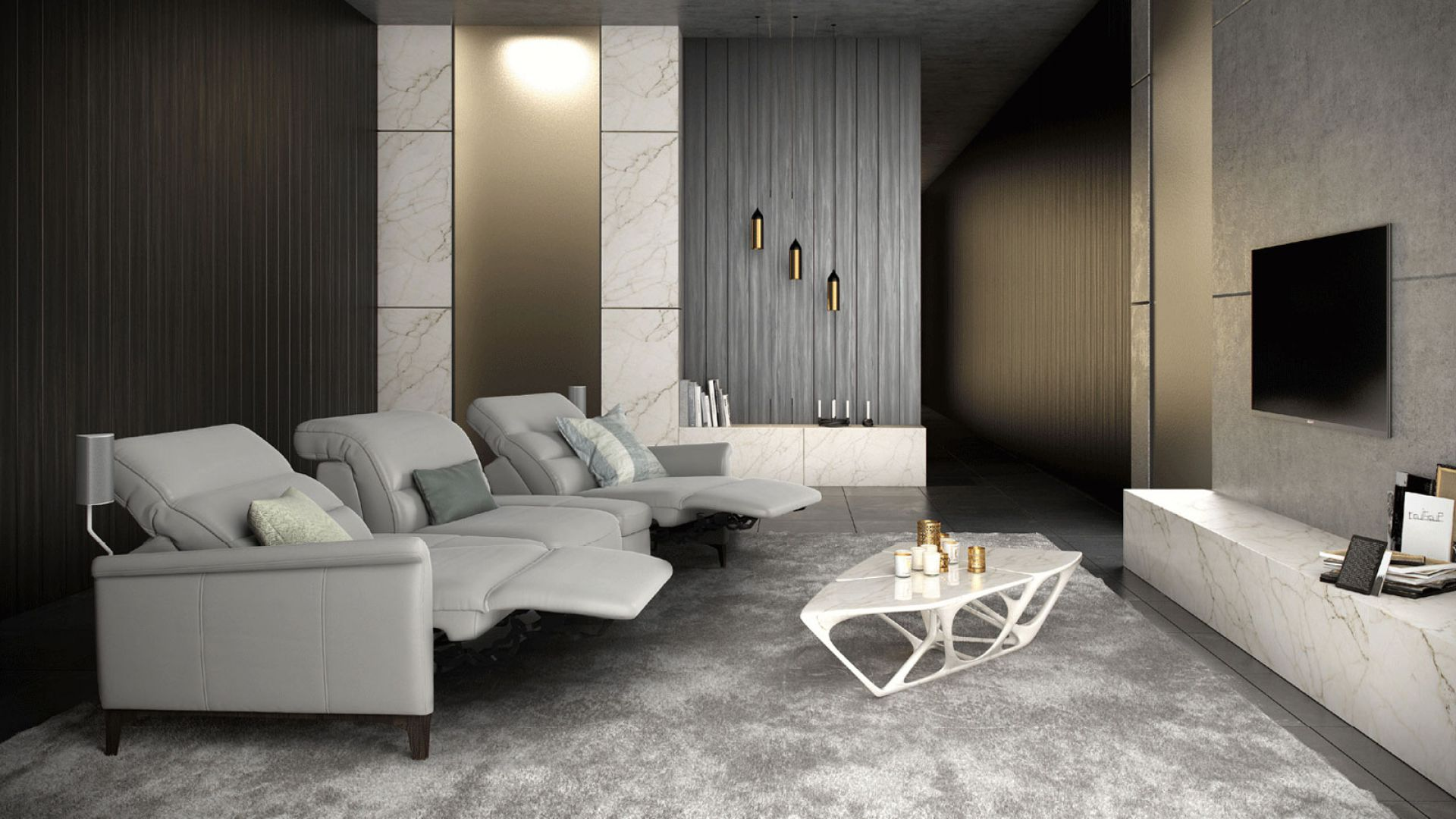 Extra Large Modular Sofas