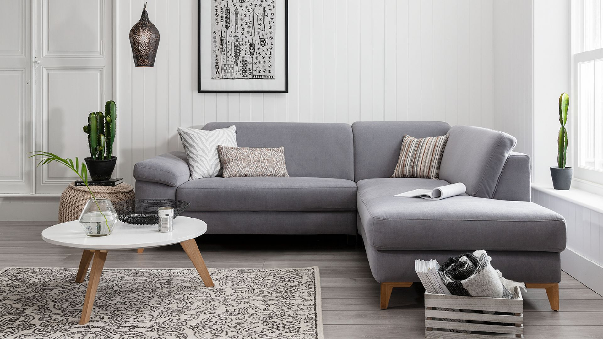 Modular Corner Sofas UK - Contemporary Modular Corner Sofa